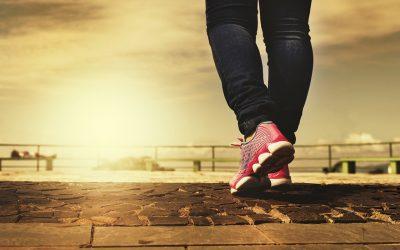 La marche est une activité sportive idéale pour les amateurs de sport.